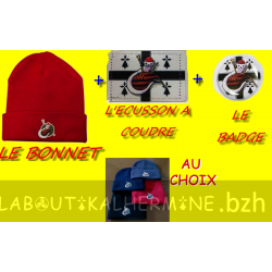 PACK BONNET